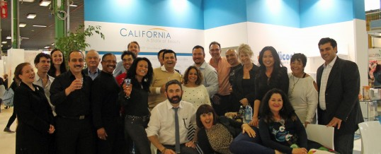 The Conkle Firm Participates in California Pavilion at Cosmoprof Bologna